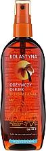 Düfte, Parfümerie und Kosmetik Wasserdichtes Bräunungsöl SPF 20 - Kolastyna