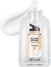 Düfte, Parfümerie und Kosmetik Feuchtigkeitsspendende Gesichtscreme - Beausta All In One Moisturize