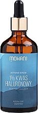 Düfte, Parfümerie und Kosmetik Hyaluronsäure 1% - Mohani Hyaluronic Acid Gel 1%