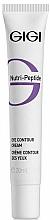 Düfte, Parfümerie und Kosmetik Augenkonturcreme mit Peptiden - Gigi Nutri-Peptide Eye Contour Cream