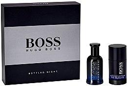 Düfte, Parfümerie und Kosmetik Hugo Boss Boss Bottled Night - Duftset (Eau de Toilette 50ml + Deodorant 75ml)