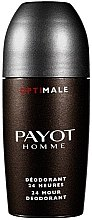 Düfte, Parfümerie und Kosmetik Deo Roll-on Antitranspirant - Payot Optimale Homme Deodorant 24 Heures