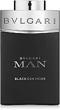 Düfte, Parfümerie und Kosmetik Bvlgari Man Black Cologne - Eau de Toilette