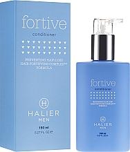 Düfte, Parfümerie und Kosmetik Conditioner gegen Haarausfall für Männer - Halier Men Fortive Conditioner