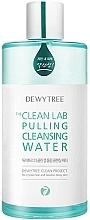 Düfte, Parfümerie und Kosmetik Gesichtsreinigungswasser mit Birkensaft und Hamamelis - Dewytree The Clean Lab Pulling Cleansing Water