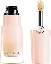 Düfte, Parfümerie und Kosmetik Highlighter - Giorgio Armani Neo Nude A-Highlight