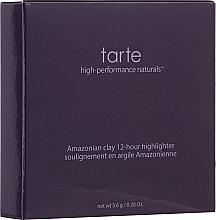 Düfte, Parfümerie und Kosmetik Highlighter für das Gesicht - Tarte Cosmetics Amazonian Clay 12-hour Highlighter