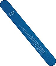 Düfte, Parfümerie und Kosmetik Doppelseitige Nagelfeile 240/240 blau - Peggy Sage 2-Way Giant Washable Nail File