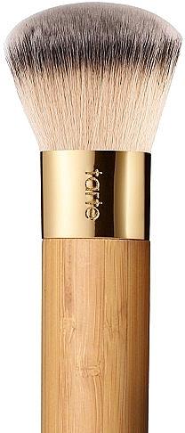 Bambus Kabuki Pinsel - Tarte Cosmetics Airbrush Finish Bamboo Foundation Brush