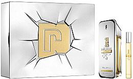 Düfte, Parfümerie und Kosmetik Paco Rabanne 1 Million Lucky - Duftset (Eau de Toilette 100ml + Eau de Toilette Mini 10ml)