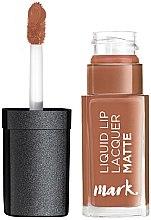 Düfte, Parfümerie und Kosmetik Matter Lippenstift - Avon Mark Liquid Lip Lacquer Matte