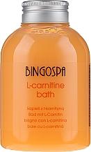 Düfte, Parfümerie und Kosmetik Schaumbad mit L-Carnitin - BingoSpa Bath With L-Carnitine