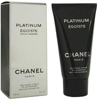 Chanel Egoiste Platinum - Duschgel — Bild N1