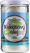 Düfte, Parfümerie und Kosmetik Kaltgepresstes Kokosöl - Purity Vision Bio Virgin Cold Pressed Coconut Oil