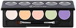 Düfte, Parfümerie und Kosmetik Concealerpalette - Flormar Camouflage Palette Concealer