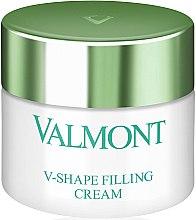 Düfte, Parfümerie und Kosmetik Intensiv festigende Gesichtscreme mit Kollagen und Elastin für mehr Elastizität - Valmont V-Shape Filling Cream