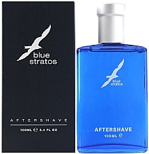 Düfte, Parfümerie und Kosmetik Parfums Bleu Blue Stratos - After Shave Lotion