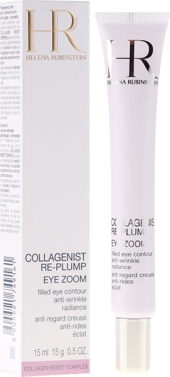 Anti-Aging Augencreme - Helena Rubinstein Collagenist Re-Plump Eye Zoom — Bild N1