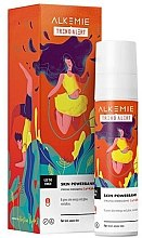 Düfte, Parfümerie und Kosmetik Gesichtscreme mit belebende Wirkung - Alkemie Use The Force Skin Powerbank Strong Energizing Cream
