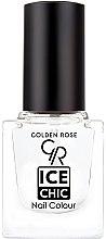 Düfte, Parfümerie und Kosmetik Nagellack - Golden Rose Ice Chic Nail Colour