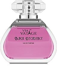 Düfte, Parfümerie und Kosmetik Via Vatage Black Decadence - Eau de Parfum