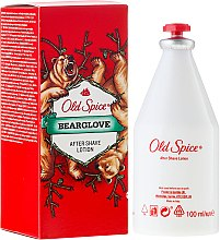 Düfte, Parfümerie und Kosmetik After Shave Lotion - Old Spice Bearglove After Shave Lotion