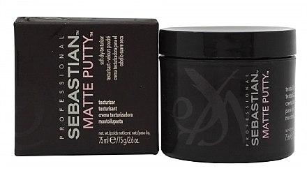 Modellierende Haarpaste mit Matteffekt - Sebastian Professional Matte Putty