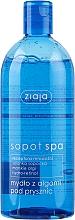 Düfte, Parfümerie und Kosmetik Glättendes Duschgel mit Meeresalgen - Ziaja Sopot Spa Shower Gel