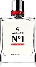 Düfte, Parfümerie und Kosmetik Aigner No 1 Sport - Eau de Toilette (Tester ohne Deckel)