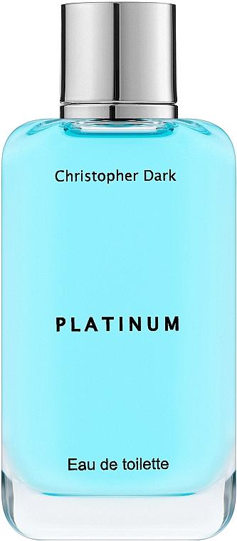 Christopher Dark Platinum - Eau de Toilette — Bild N1