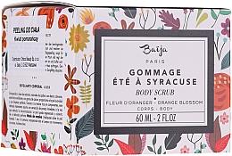Düfte, Parfümerie und Kosmetik Körperpeeling - Baija Ete A Syracuse Body Scrub