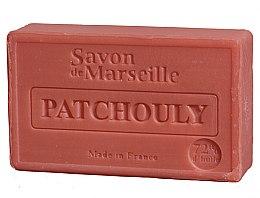 Düfte, Parfümerie und Kosmetik Naturseife Patschuli - Le Chatelard 1802 Patchouli Soap