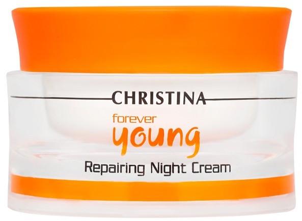 Revitalisierende Nachtcreme - Christina Forever Young Repairing Night Cream