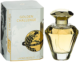 Düfte, Parfümerie und Kosmetik Omerta Golden Challenge Ladies World - Eau de Parfum