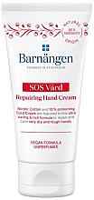 Düfte, Parfümerie und Kosmetik Reparierende Handcreme für trockene und rissige Haut - Barnangen SOS Vard Repairing Cream