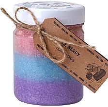 Düfte, Parfümerie und Kosmetik Körperpeeling Ice Berry mit Menthol - Dushka