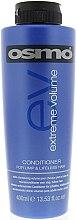 Düfte, Parfümerie und Kosmetik Haarspülung für mehr Volumen - Osmo Extreme Volume Conditioner
