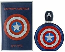 Düfte, Parfümerie und Kosmetik Marvel Captain America - Eau de Toilette