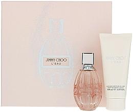 Düfte, Parfümerie und Kosmetik Jimmy Choo Jimmy Choo L'Eau - Duftset (Eau de Toilette 60ml + Körperlotion 100ml)