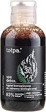 Düfte, Parfümerie und Kosmetik Regenerierendes Schlammbad mit Detox-Effekt - Tolpa Spa Detox Limited Edition