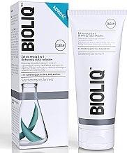 Düfte, Parfümerie und Kosmetik 3 in 1 Gesichtsreinigungsgel für Gesicht, Körper und Haare - Bioliq Clean Cleansing Gel For Face Body And Hair