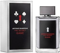 Düfte, Parfümerie und Kosmetik Antonio Banderas The Secret Game - Eau de Toilette