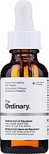 Düfte, Parfümerie und Kosmetik Feuchtigkeitsspendendes, glättendes, porenverfeinerndes Retinol-Serum 0,5% in Squalane gegen Falten und Akne für alle Hauttypen - The Ordinary Retinol 0,5% in Squalane