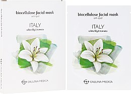 Düfte, Parfümerie und Kosmetik Tuchmaske für das Gesicht gegen Pickeln und Akne Italien - Calluna Medica Italy Anti-Spot Biocellulose Facial Mask