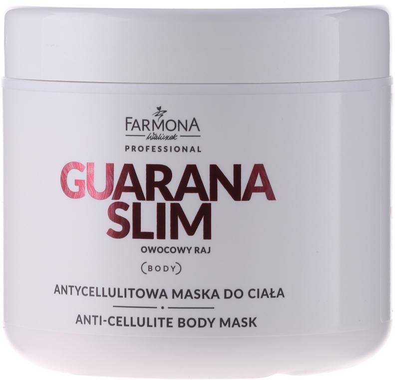 Anti-Cellulite-Körpermaske - Farmona Mask