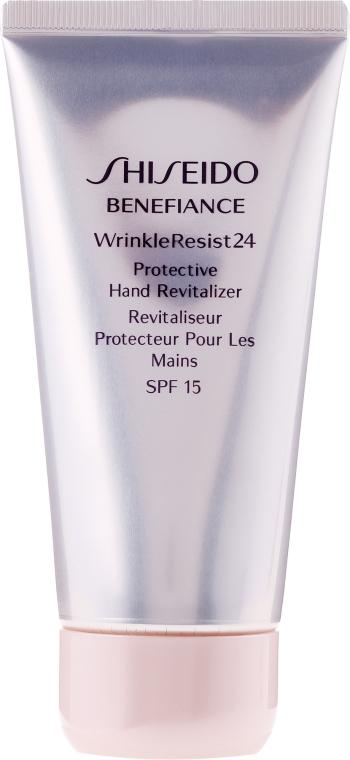 Anti-Aging Handcreme - Shiseido Benefiance WrinkleResist 24 Protective Hand Revitalizer — Bild N2