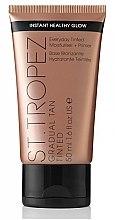 Düfte, Parfümerie und Kosmetik Feuchtigkeitsspendende Make-up Base mit Bronzeeffekt - St. Tropez Gradual Tan Everyday Tinted Moisturiser + Primer