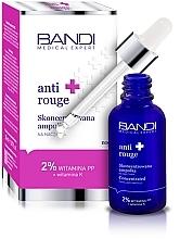 Düfte, Parfümerie und Kosmetik Gesichtskonzentrat gegen Hautrötungen - Bandi Medical Expert Anti Rouge Concentrated Ampoule