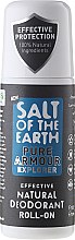 Düfte, Parfümerie und Kosmetik Deo Roll-on Antitranspirant - Salt of the Earth Pure Armour Explore Roll-On Deo