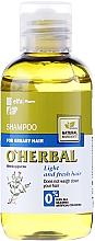 Düfte, Parfümerie und Kosmetik Shampoo für fettiges Haar mit Minzextrakt - O'Herbal